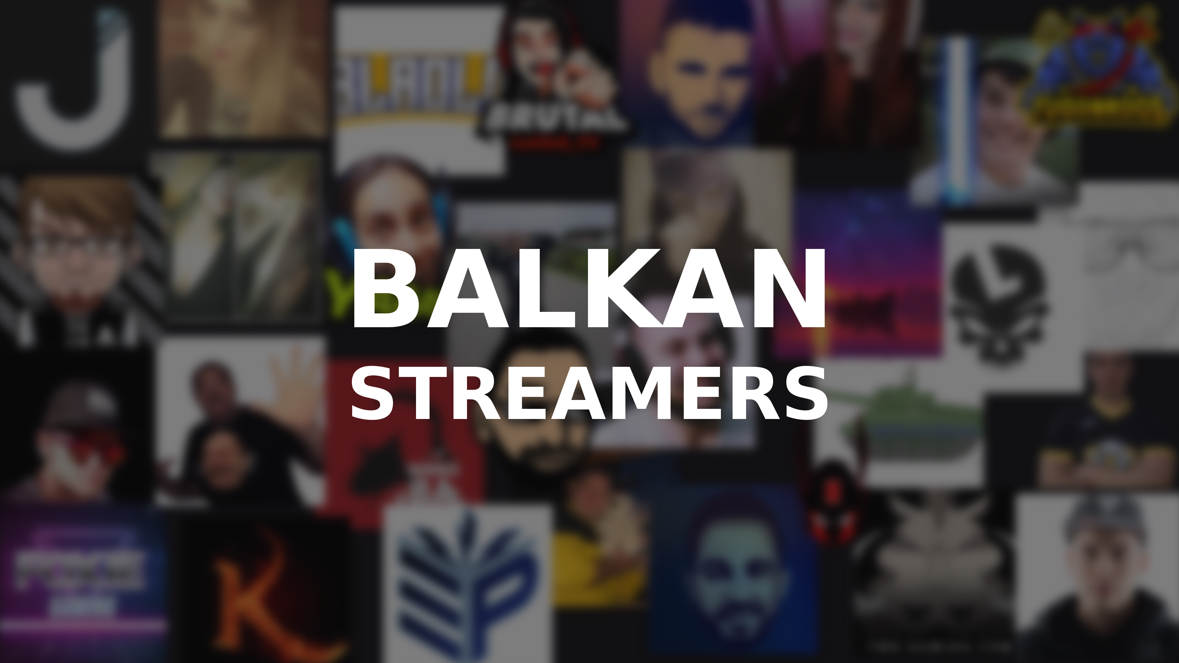 Balkan Streamers